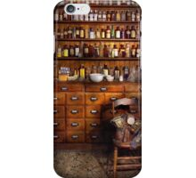 Apothecary - Just the usual selection iPhone Case/Skin
