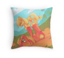 Pony Love Throw Pillow