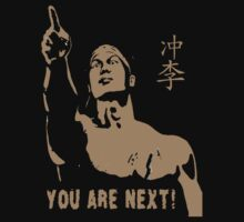 CHONG LI BOLO YOUNG BLOODSPORT YOU ARE NEXT by madmadmadmad