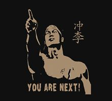 CHONG LI BOLO YOUNG BLOODSPORT YOU ARE NEXT Unisex T-Shirt