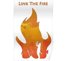 Link The Fire Poster