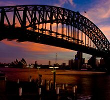 Welcome to Sydney by David Petranker