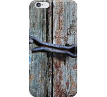 Private - Keep Out iPhone Case/Skin