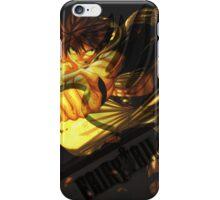 Natsu Fairy Tail CP iPhone Case/Skin