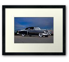 1953 Cadillac El Dorado Convertible II Framed Print