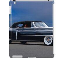 1953 Cadillac El Dorado Convertible II iPad Case/Skin