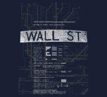 Wall Street by tastypaper