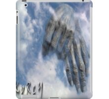 Hands in the sky iPad Case/Skin