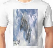 Hands in the sky Unisex T-Shirt