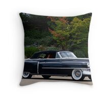 1953 Cadillac El Dorado Convertible I Throw Pillow