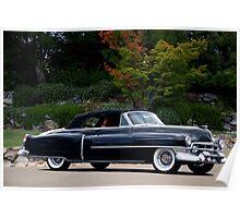 1953 Cadillac El Dorado Convertible I Poster
