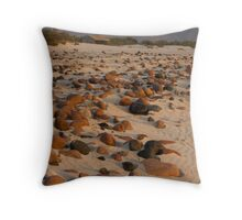 Amak Beach - Yemen Throw Pillow