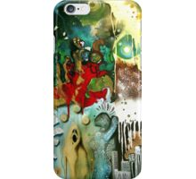 Resurrection (No. 7 in the Rock Music Art Series) iPhone Case/Skin