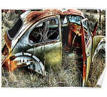 Herbie The Love Bug ~ BoneYard Series  Poster