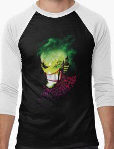 City of Smiles Men's Baseball ¾ T-Shirt