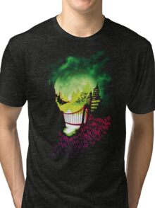 City of Smiles Tri-blend T-Shirt