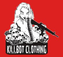 Killbot Clothing Logo by KillbotClothing