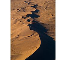 Wandering Dunes - Namibia Photographic Print