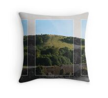 Sussex, England II Throw Pillow