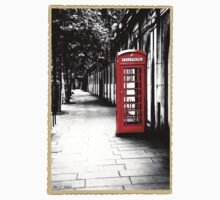 London Calling - Iconic British Phone Box Kids Clothes
