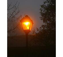 Lamp Lighter.................. Photographic Print