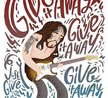 Guitar Heroes - John Frusciante by jimmyrogers
