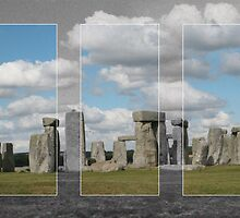 Stonehenge by Remine