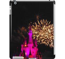Wishes Fireworks- Magic Kingdom iPad Case/Skin