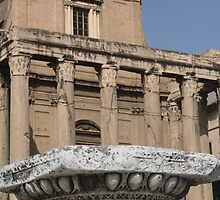 The Roman Forum, Rome II by Remine