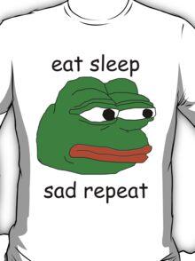 feels sad man T-Shirt