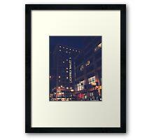 Joffrey Ballet 3 Framed Print