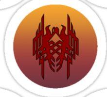 Dragon Age Emblems Sticker