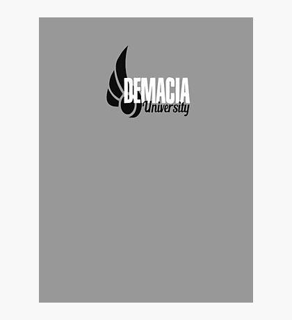 Demacia University Photographic Print