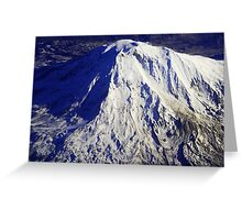 Mount Adams Greeting Card