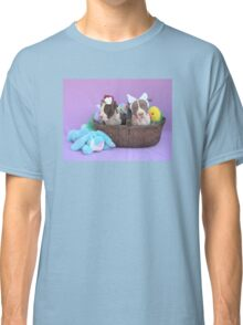 Easter Puppies Classic T-Shirt