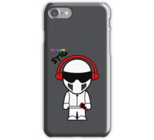 The Stig - Teenage Stig iPhone Case/Skin