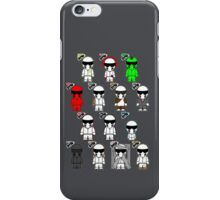 The Stig & His Cousins iPhone Case/Skin