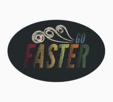 Go Faster Kids Clothes