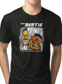 Here's Bertie Tri-blend T-Shirt
