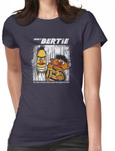 Here's Bertie Womens Fitted T-Shirt