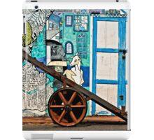 Fort Kochin Street Scene iPad Case/Skin