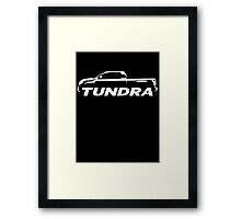 Toyota Tundra Framed Print