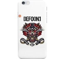 Defqon 1 2014 - Survival of the Fittest iPhone Case/Skin