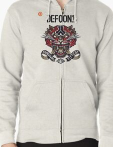 Defqon 1 2014 - Survival of the Fittest Zipped Hoodie