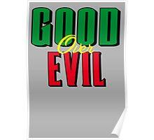 GOOD OVER EVIL 2 Poster