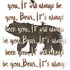 Always Bear by Sybille Sterk