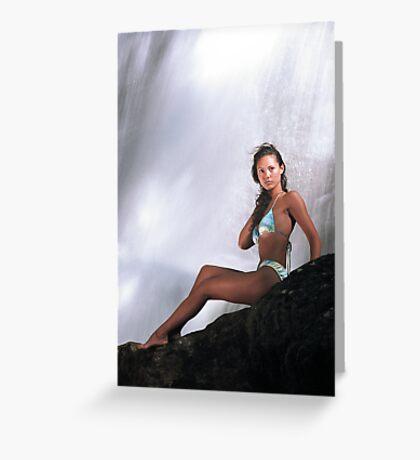 Rebecca 3B Greeting Card