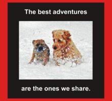 Best Adventures Kids Tee