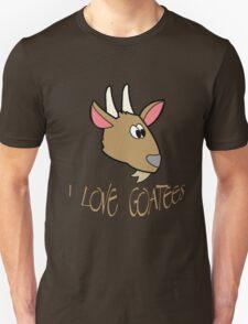 Goatees Unisex T-Shirt