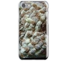 Hand Knitted Head Bands iPhone Case/Skin